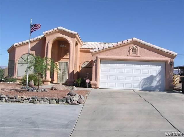 1438 Dorado Way, Bullhead, AZ 86442 (MLS #973769) :: The Lander Team
