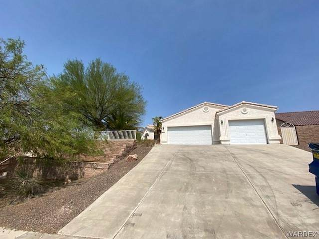 2665 Pegasus Ranch Road, Bullhead, AZ 86429 (MLS #973789) :: The Lander Team
