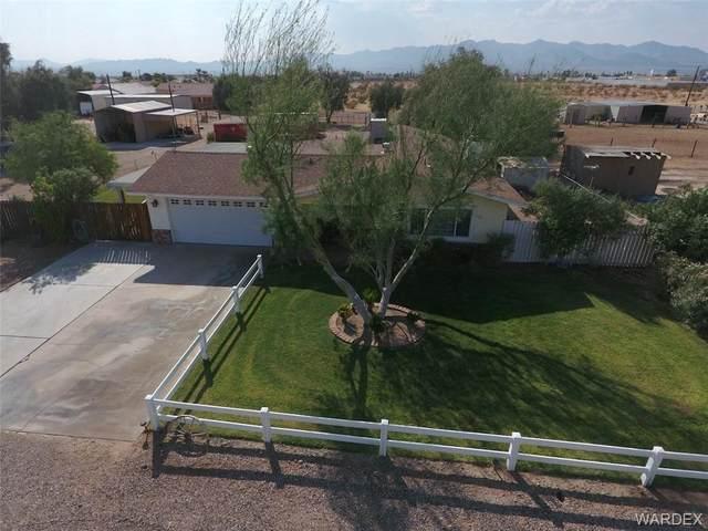 5657 S Mission Road, Fort Mohave, AZ 86426 (MLS #973895) :: The Lander Team