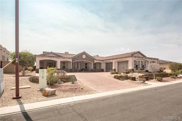 2988 Sidewheel Drive, Bullhead, AZ 86442 (MLS #973903) :: The Lander Team