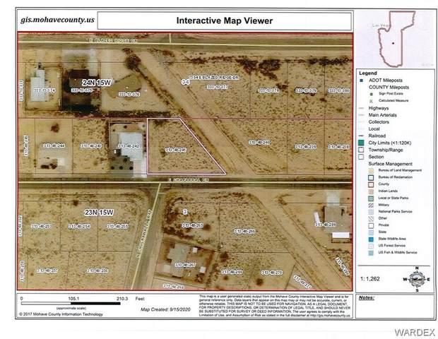 7641 E Chaparral Drive, Kingman, AZ 86401 (MLS #973909) :: The Lander Team