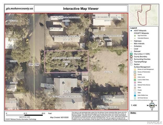 7890 S Cardinal Drive, Mohave Valley, AZ 86440 (MLS #973927) :: The Lander Team