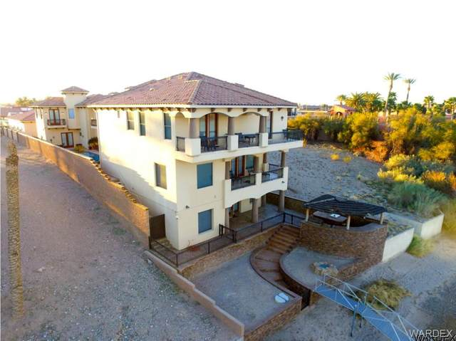 381 Riverfront Drive, Bullhead, AZ 86442 (MLS #973929) :: The Lander Team