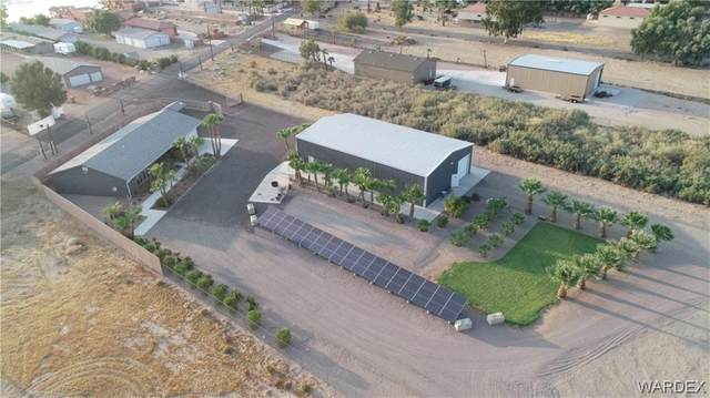 9890 S Dike Rd, Mohave Valley, AZ 86440 (MLS #973937) :: The Lander Team
