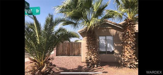 2421 E Prickly Pear Drive, Mohave Valley, AZ 86440 (MLS #973982) :: The Lander Team