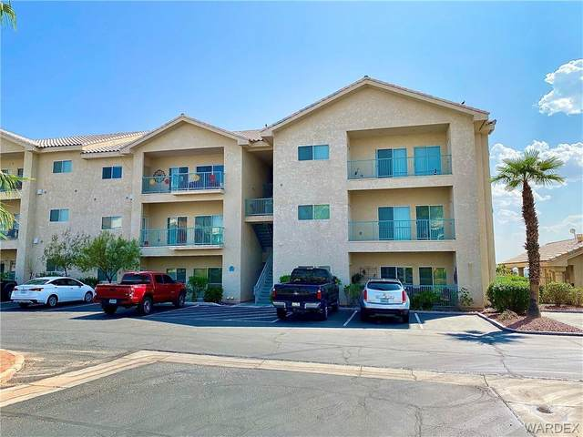 3550 Bay Sands Drive #1086, Laughlin (NV), NV 89029 (MLS #974004) :: The Lander Team