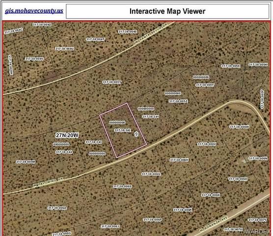GHRO #1 SEC 9 LOT 10 Palomino Drive, White Hills, AZ 86445 (MLS #974009) :: The Lander Team