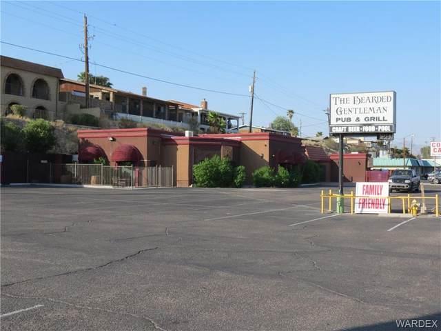1884 Highway 95, Bullhead, AZ 86442 (MLS #974017) :: The Lander Team
