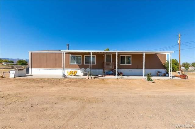 4085 N Benton Street, Kingman, AZ 86409 (MLS #974028) :: The Lander Team