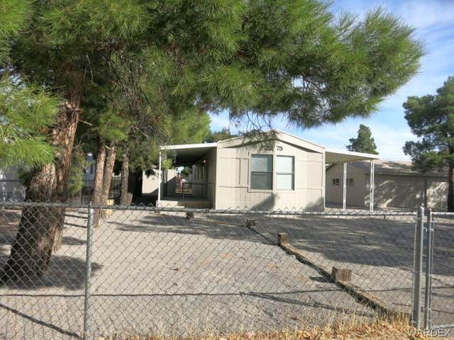 2275 E Neal Avenue, Kingman, AZ 86409 (MLS #974037) :: The Lander Team