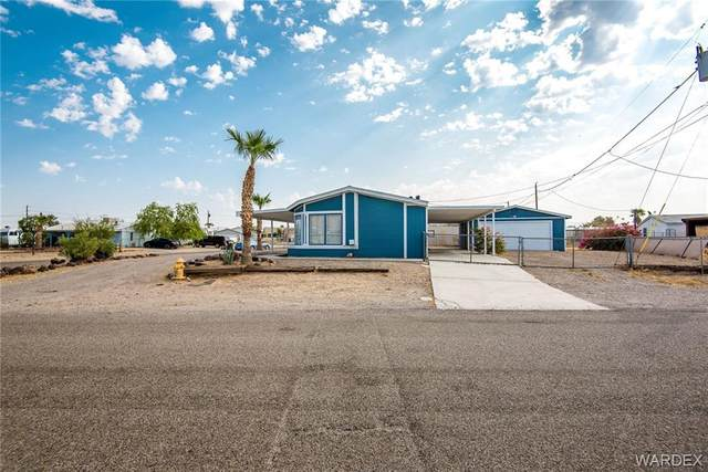 1400 E Pearl Circle, Fort Mohave, AZ 86426 (MLS #974047) :: The Lander Team