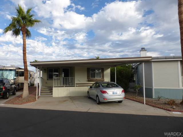 2000 Ramar Rd. #322, Bullhead, AZ 86442 (MLS #974082) :: The Lander Team