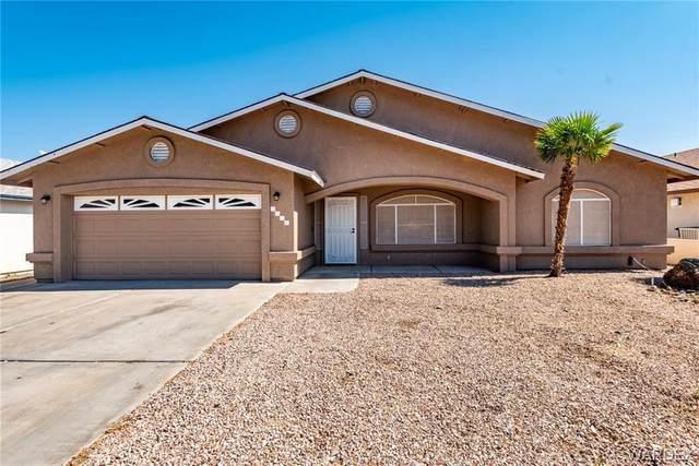 3908 Raymond Avenue, Kingman, AZ 86409 (MLS #974108) :: The Lander Team