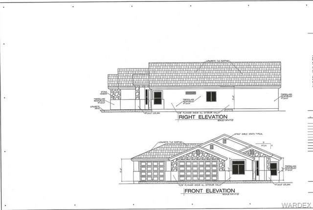7688 E Chuckawalla Drive, Kingman, AZ 86401 (MLS #974114) :: The Lander Team