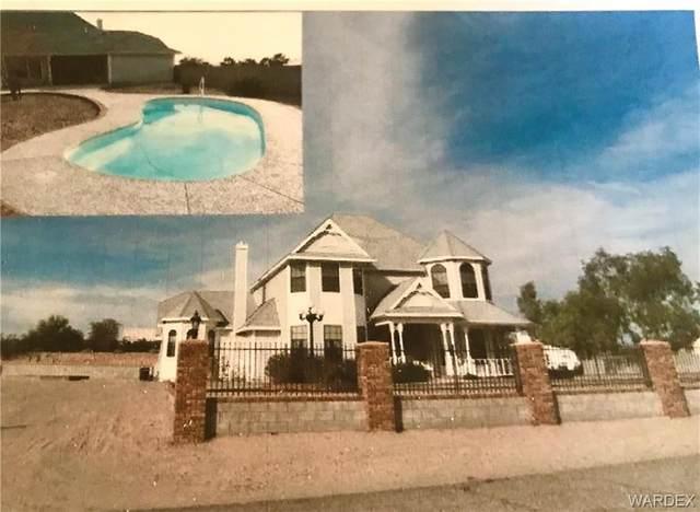 2360 E Choctaw Road, Fort Mohave, AZ 86426 (MLS #974146) :: AZ Properties Team | RE/MAX Preferred Professionals
