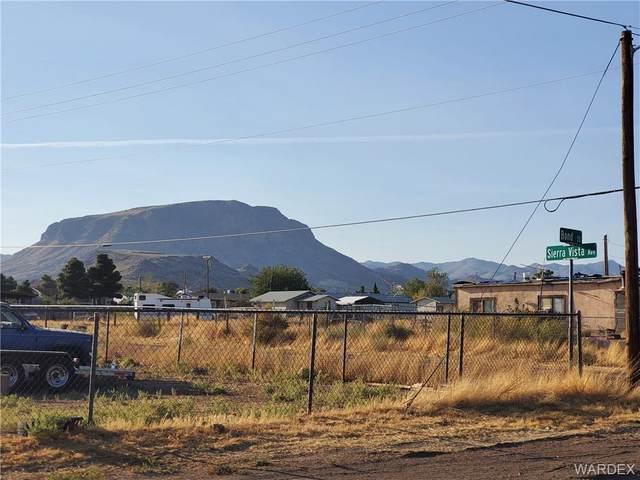 2175 E Sierra Vista Avenue, Kingman, AZ 86409 (MLS #974152) :: The Lander Team