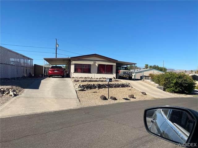1066 Mobile Lane, Bullhead, AZ 86442 (MLS #974159) :: The Lander Team