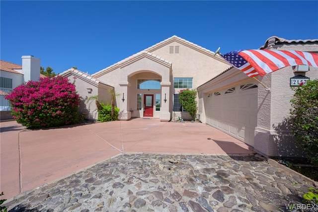 2157 Shadow Canyon Drive, Bullhead, AZ 86442 (MLS #974163) :: The Lander Team