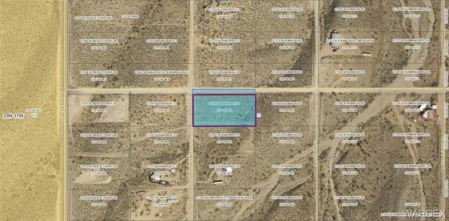 27242 N Tamarisk Street, Meadview, AZ 86444 (MLS #974174) :: The Lander Team
