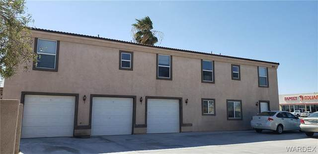 2035 Coronado Drive, Bullhead, AZ 86442 (MLS #974179) :: The Lander Team