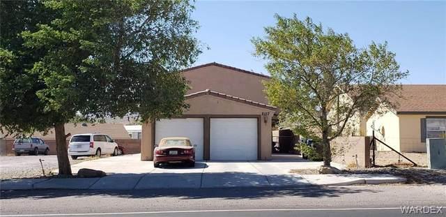 2117 Clearwater Drive, Bullhead, AZ 86442 (MLS #974181) :: The Lander Team