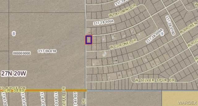 TBD Bonanza Avenue, White Hills, AZ 86445 (MLS #974188) :: The Lander Team