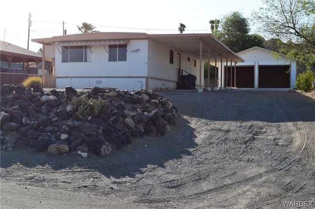 1420 Monte Vista Drive, Bullhead, AZ 86442 (MLS #974198) :: The Lander Team