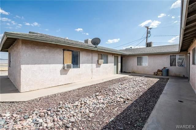 3184 E Neal Avenue, Kingman, AZ 86409 (MLS #974199) :: The Lander Team