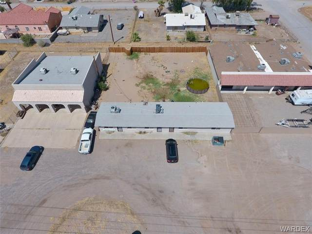 10265 Barrackman Road, Mohave Valley, AZ 86440 (MLS #974253) :: The Lander Team