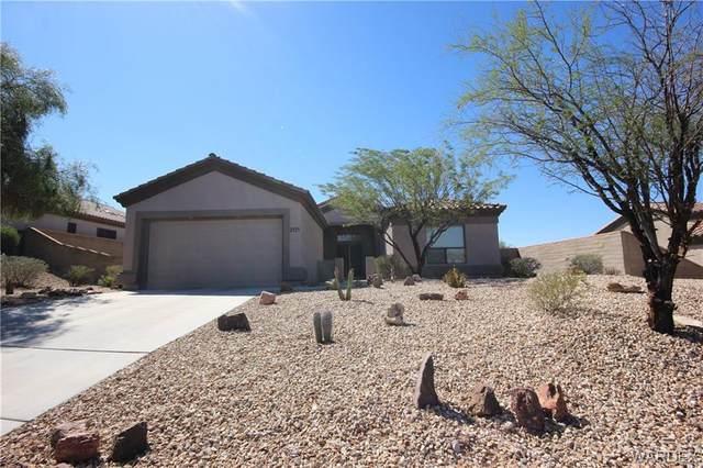 2914 Fort Mojave Drive, Bullhead, AZ 86429 (MLS #974273) :: The Lander Team
