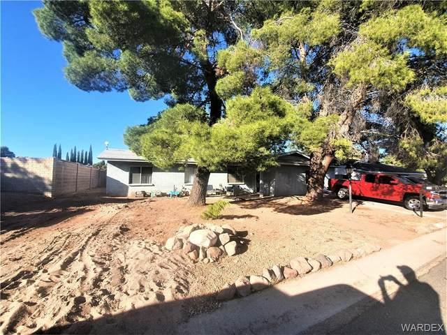 975 Crestwood Drive, Kingman, AZ 86409 (MLS #974278) :: The Lander Team