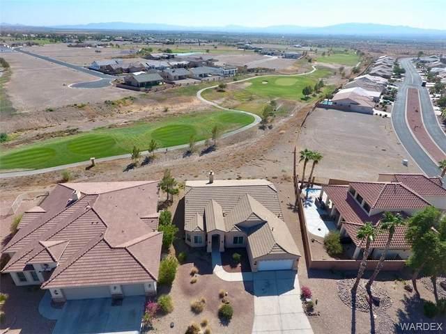 6148 S Bella Vista Drive, Fort Mohave, AZ 86426 (MLS #974284) :: The Lander Team