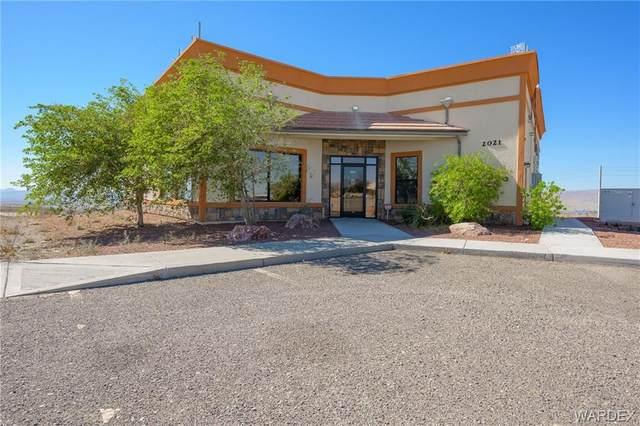 2021 Camino Real Boulevard, Bullhead, AZ 86442 (MLS #974350) :: The Lander Team