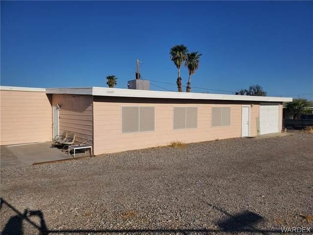 1605 Palma Road, Bullhead, AZ 86442 (MLS #974353) :: The Lander Team