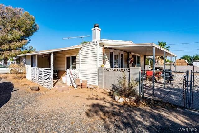 3097 E Hearne Avenue, Kingman, AZ 86409 (MLS #974378) :: The Lander Team