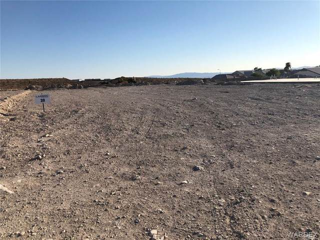 2606 Bear Mountain Loop, Bullhead, AZ 86442 (MLS #974386) :: The Lander Team
