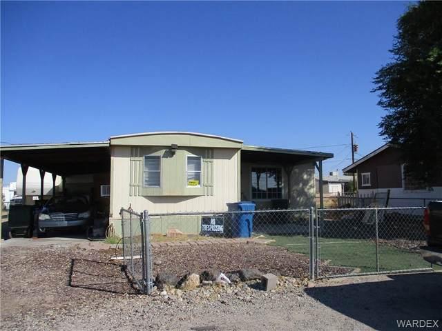 1585 Terral Lane, Fort Mohave, AZ 86426 (MLS #974399) :: The Lander Team