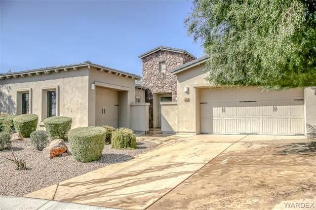 3099 Esmerelda Drive, Bullhead, AZ 86429 (MLS #974420) :: The Lander Team