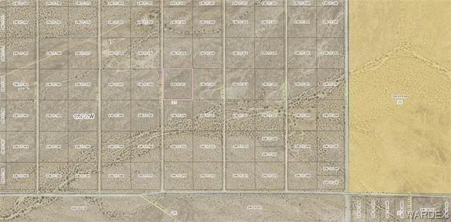 Lot 12 S Rose Well Road, Yucca, AZ 86438 (MLS #974433) :: The Lander Team