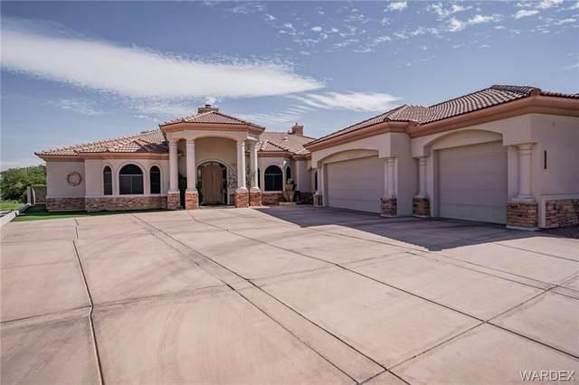 625 Country Club Drive, Kingman, AZ 86401 (MLS #974447) :: The Lander Team