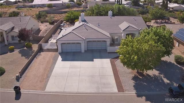 2703 Sandstone Street, Kingman, AZ 86401 (MLS #974450) :: The Lander Team