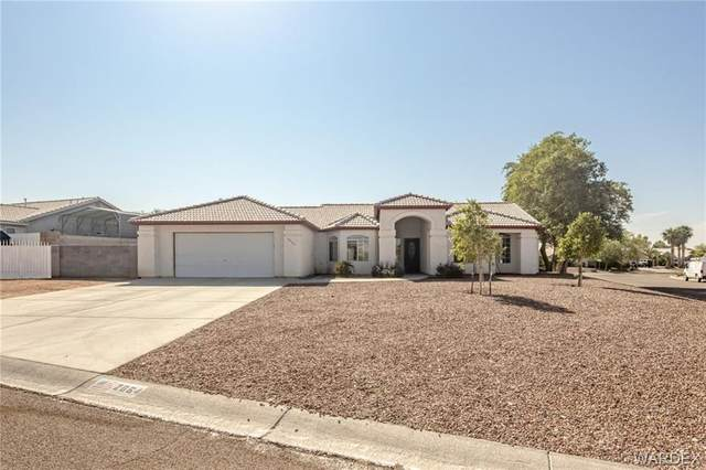 2064 E Drover Drive, Fort Mohave, AZ 86426 (MLS #974452) :: The Lander Team