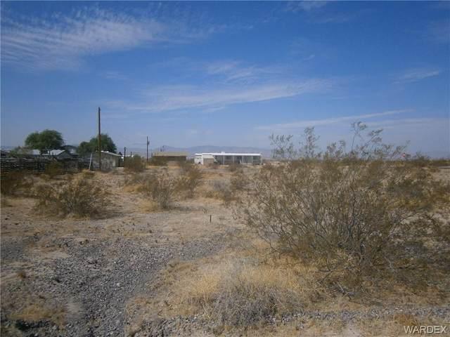 12521 S Oatman Hwy Highway, Topock/Golden Shores, AZ 86436 (MLS #974489) :: The Lander Team