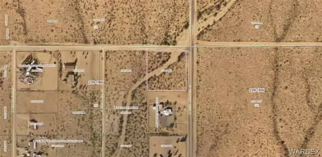 000 Teddy Roosevelt Road, Golden Valley, AZ 86413 (MLS #974513) :: The Lander Team