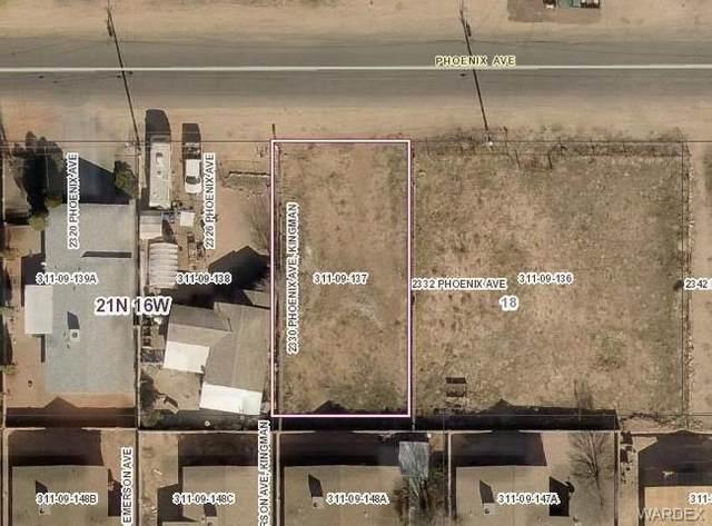 2330 Phoenix, Kingman, AZ 86401 (MLS #974516) :: The Lander Team