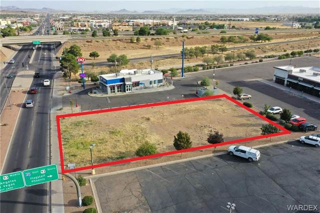 .35 Acres N Stockton Hill Road, Kingman, AZ 86409 (MLS #974535) :: The Lander Team