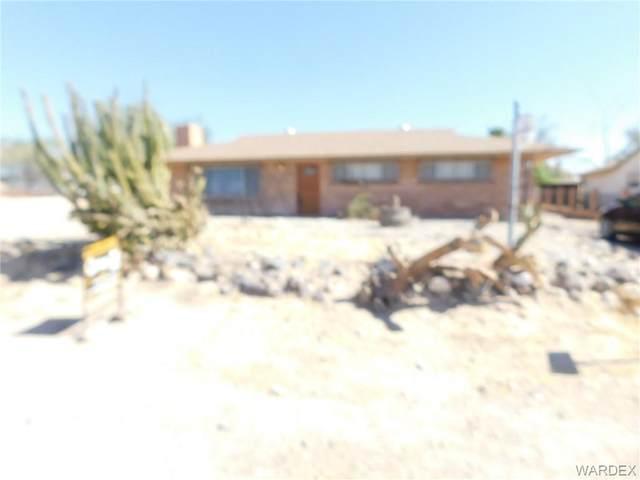 12818 Agua Caliente, Topock/Golden Shores, AZ 86436 (MLS #974554) :: The Lander Team