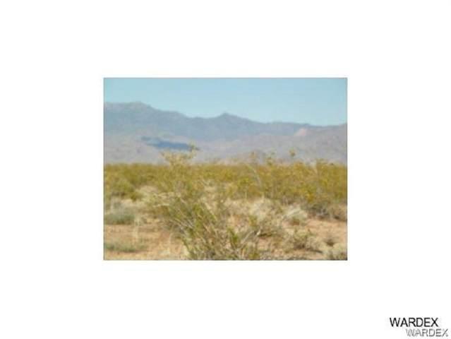 9815 N Avenida Sierra Madre, Kingman, AZ 86409 (MLS #974558) :: The Lander Team