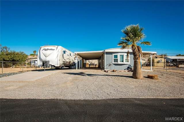 925 Safari Drive, Bullhead, AZ 86442 (MLS #974564) :: The Lander Team