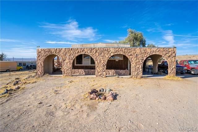 1545 E Dunlap Road, Fort Mohave, AZ 86426 (MLS #974586) :: The Lander Team